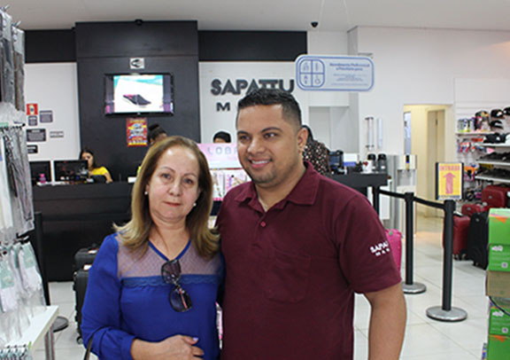 Sapattu Mania é Mais Paraguaçu