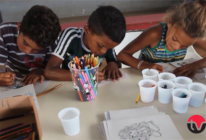 Projeto Brincar nas Férias tem inicio em Paraguaçu Paulista