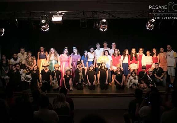 Centro de Iniciação Teatral encerra semestre com Mostra de Resultados