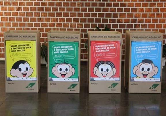 Campanha do Agasalho ainda tem peças para doações em Paraguaçu