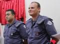 Policiais são homenageados em Paraguaçu pela atuação no combate ao crime