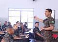 Tiro de Guerra de Paraguaçu Paulista passa por inspeção regular