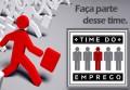 Time do Emprego está com inscrições em Paraguaçu Paulista