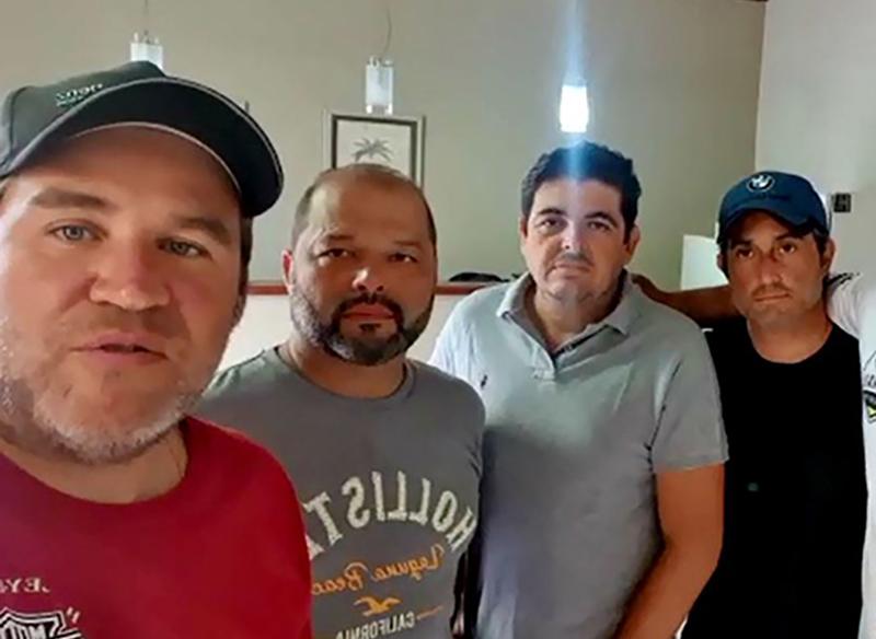 Motociclistas que ficaram 'presos' na Argentina por causa do coronavírus chegam em Assis