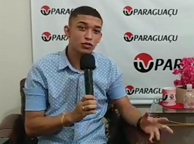Com 22 anos, Daniel Faustino é o vereador mais jovem eleito em Paraguaçu Paulista
