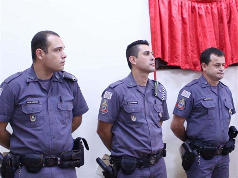 Políciais que se destacaram nos meses de julho e agosto são homenageados em Paraguaçu
