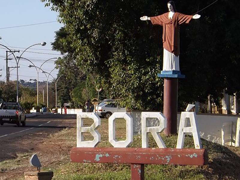 Menor cidade do Estado de SP, Borá tem três candidatos a prefeito