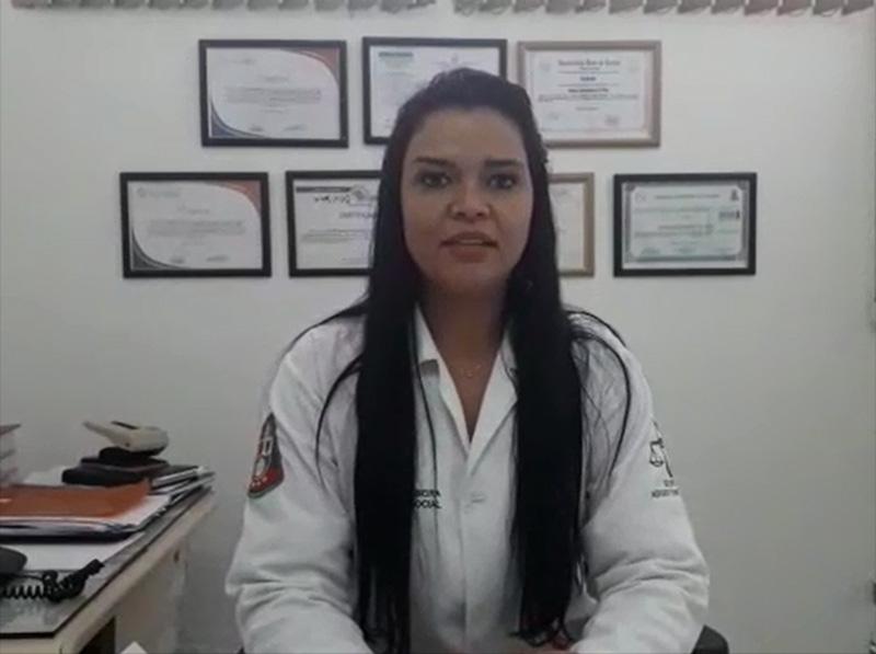 Simone Quichabeira, policial militar, fala sobre a importância da educação em sua trajetória