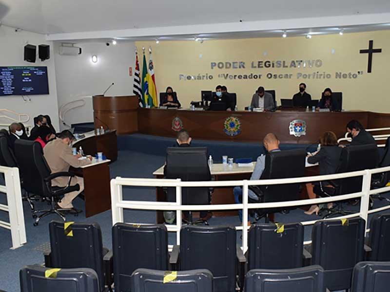 Câmara aprova projeto do Prefeito Antian para ações de enfrentamento à pandemia