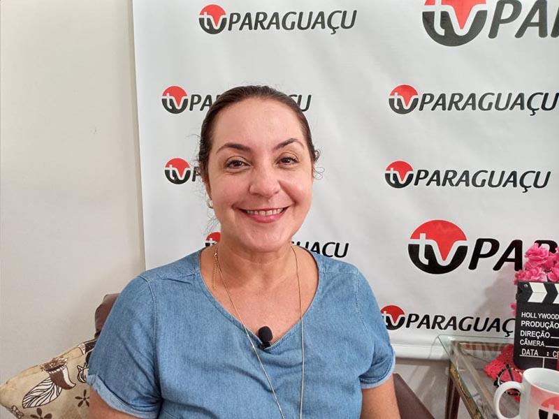 SEMANA DA MULHER -  Cristiane Bonfim, ex-diretora de Saúde, fala da representatividade em Paraguaçu