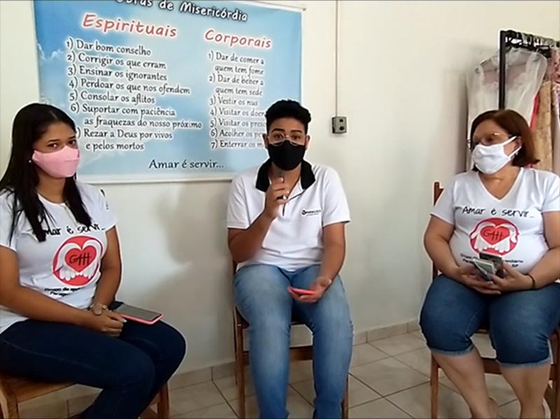 Há 29 anos, GAH oferece apoio a pessoas que precisam de materiais hospitalares em Paraguaçu
