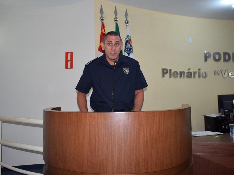 GCM tem 20 anos de atuação em Paraguaçu e 15 guardas municipais em seu quadro de pessoal