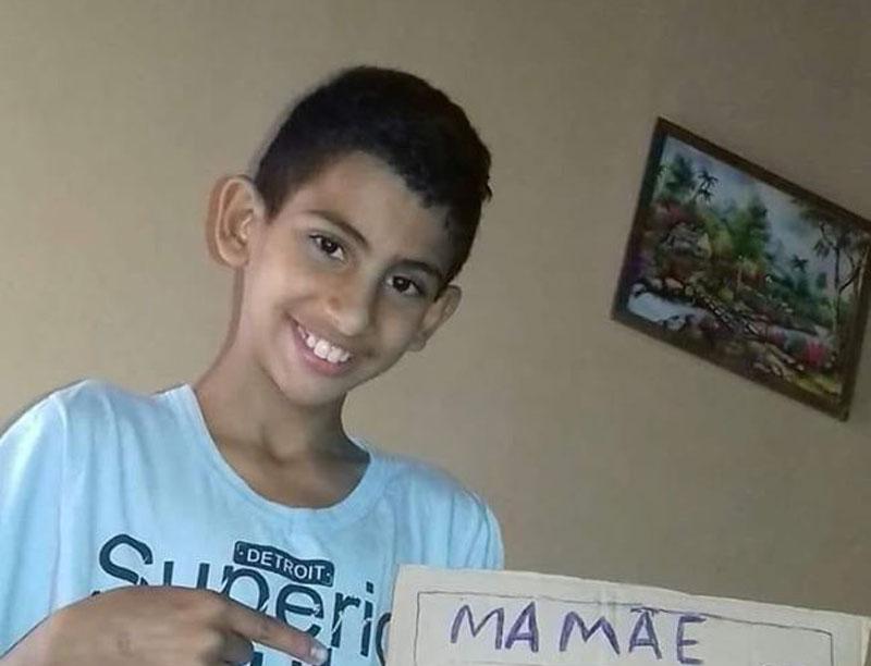 Menino que estava desaparecido em Paraguaçu foi localizado pela família