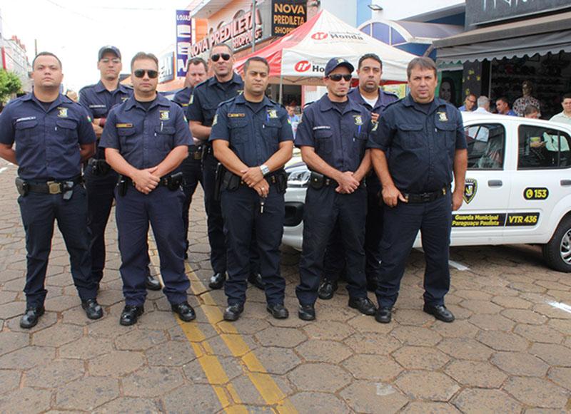 Guarda Municipal recebe nova viatura