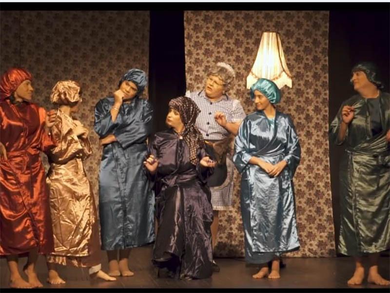 Cia Bambolina participa de Mostra Nacional de Teatro neste domingo (18)
