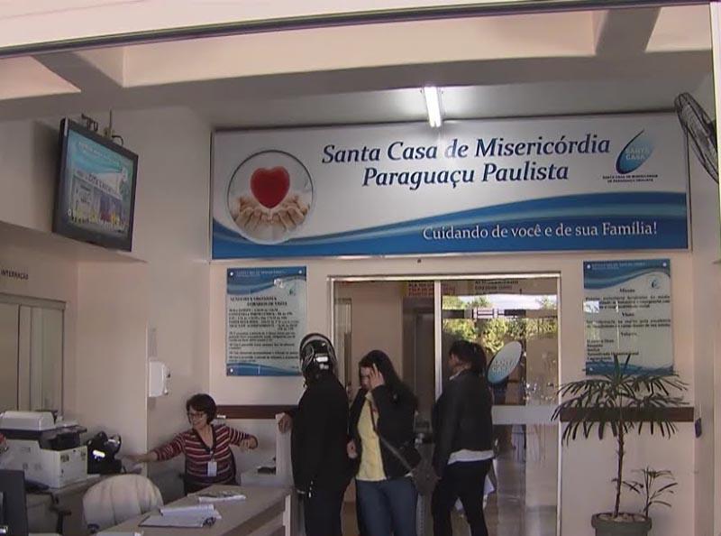Visitas a pacientes da Santa Casa são retomadas sob comprovação de vacinação