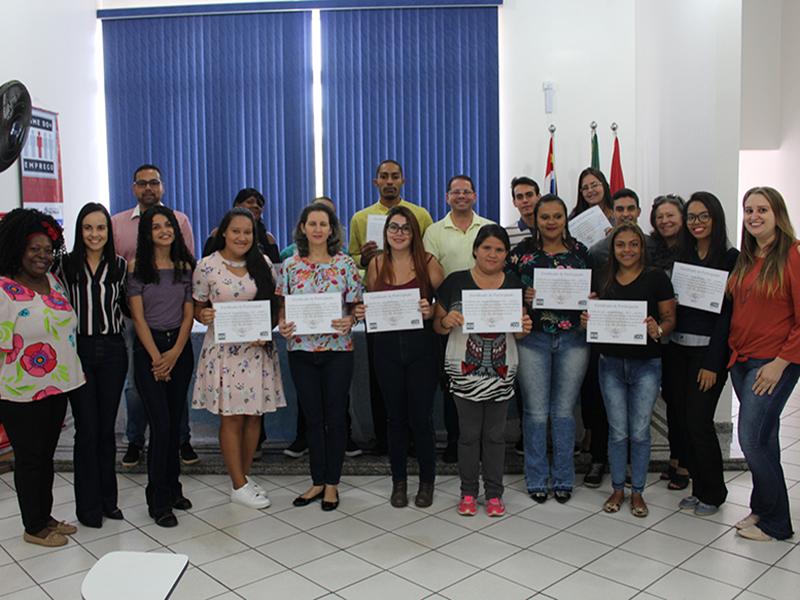 Time do Emprego forma mais duas turmas em Paraguaçu Paulista