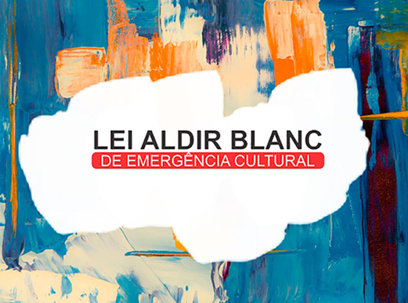 Inscrições para editais municipais da Lei Aldir Blanc terminam dia 11/11 para artistas cadastrados