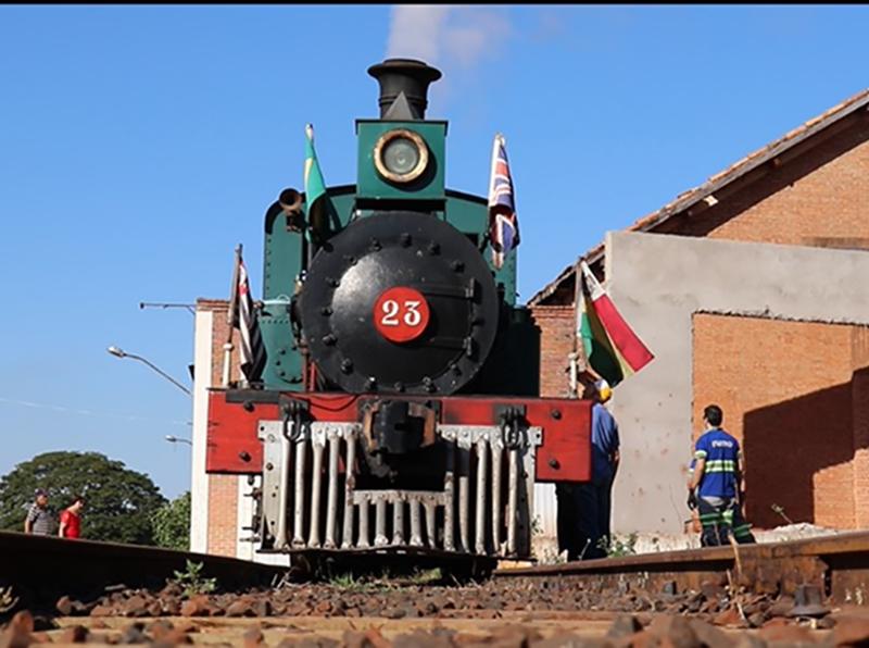 Trem Turístico é autorizado a retomar passeios em Paraguaçu Paulista