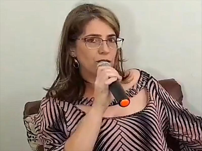 Entrevista com a Pré-candidata a Prefeita profª. Mariana