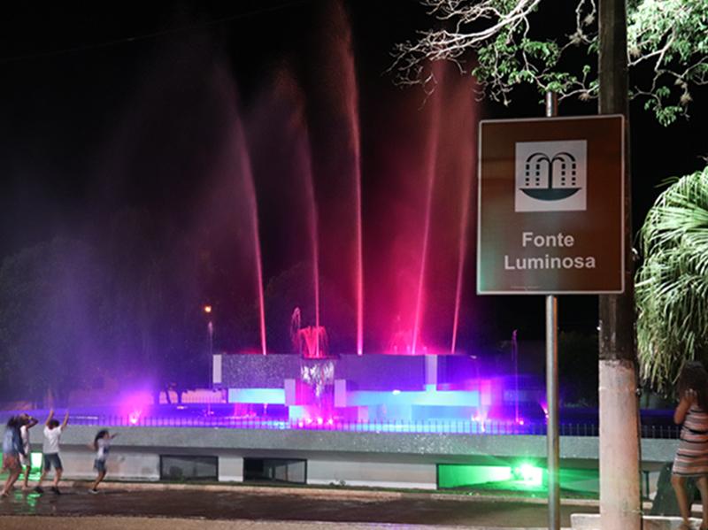 Fonte Luminosa de Paraguaçu ficará temporariamente desativada