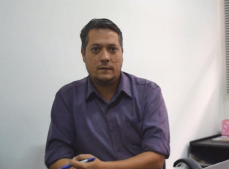 Presidente da Câmara, Ian Salomão quer aproximar a população do legislativo