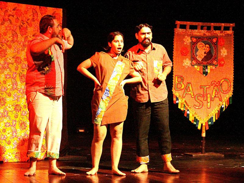 Grupo de Paraguaçu recebe cinco indicações e um prêmio no Festival de Cenas Curtas de Osasco