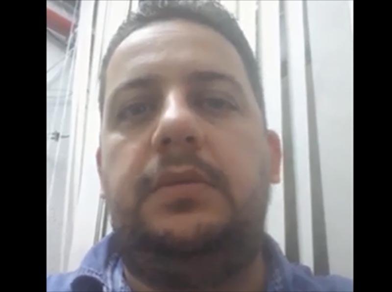Conheça um pouco da trajetória do jornalista Ramon Franco