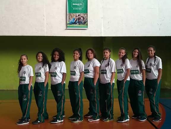 Paraguaçu sedia semifinal de basquete feminino Unimed