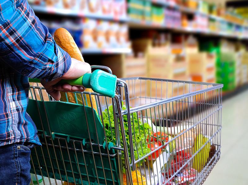 Supermercados de Paraguaçu são orientados a evitar aglomerações