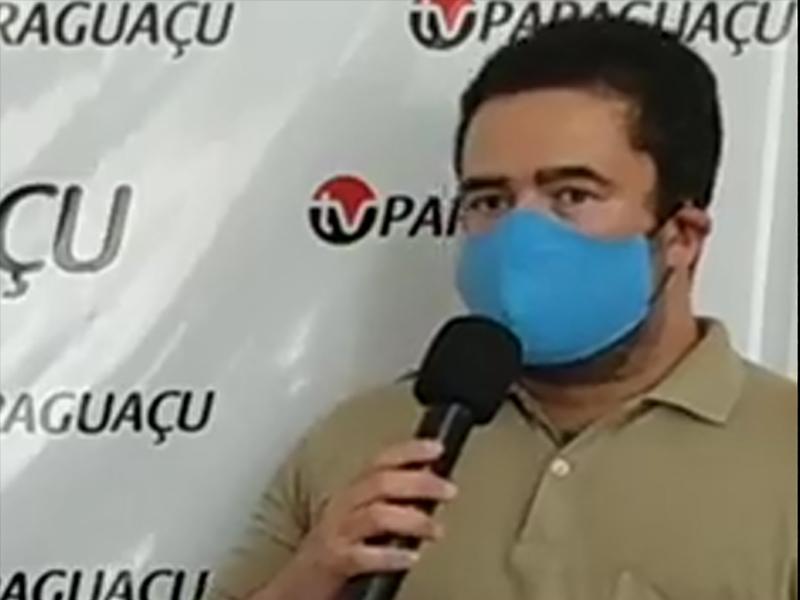 Advogado paraguaçuense lança livro 'Enfermaria 17'
