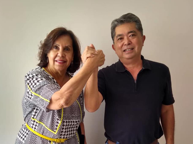 PSDB anuncia César Kikei como candidato a vice-prefeito ao lado de Almira Garms