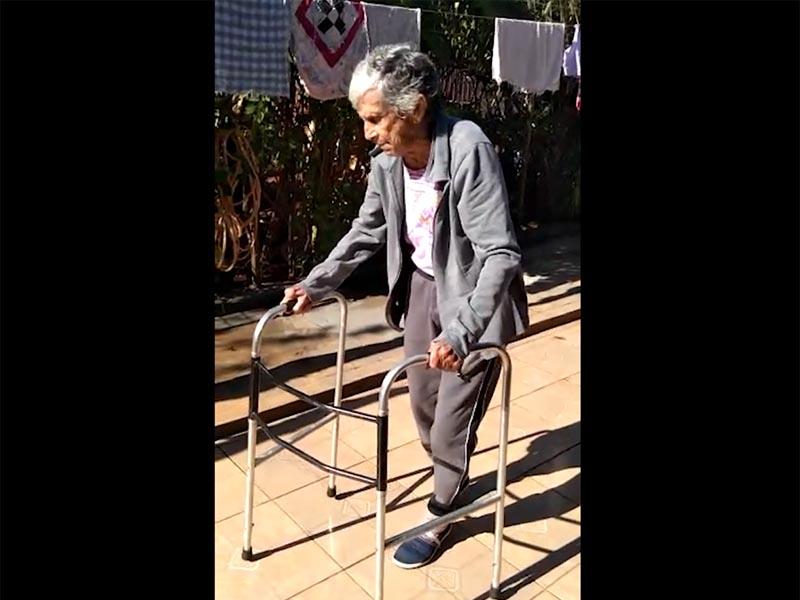 Como a atividade física mudou a vida da Dona Teresinha, de 80 anos