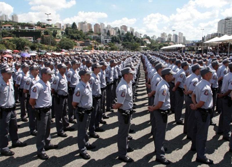 Polícia Militar abre concurso para contratar mais de 2 mil soldados no Estado