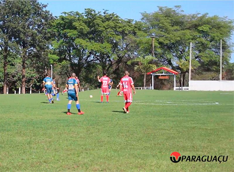 Futebol Society ganha força em Paraguaçu Paulista