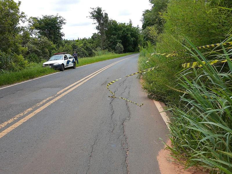 Estrada de acesso ao Horto Florestal em Paraguaçu foi liberada