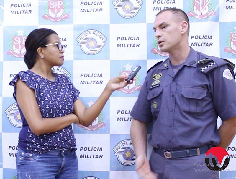 Polícia Militar de Paraguaçu Paulista dá dicas de como evitar o furto de motos