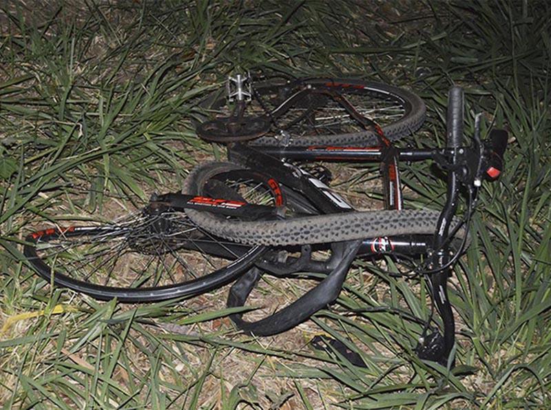Ciclistas são atropelados por carro desgovernado em rodovia de Paraguaçu Paulista