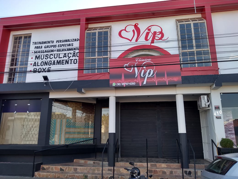 Clínica Vip oferece atendimento personalizado em Paraguaçu Paulista