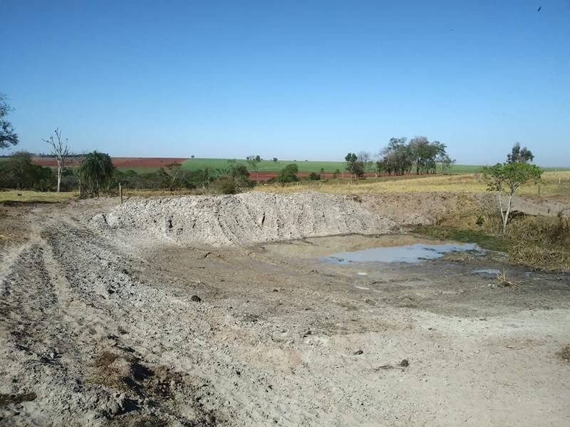 Sitiante é multado por construir represa sem autorização ambiental em Paraguaçu