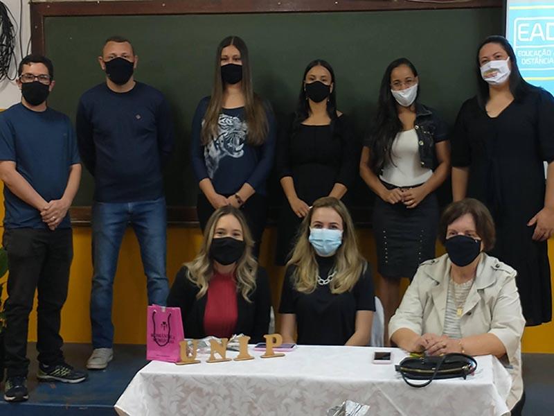UNIP EAD de Paraguaçu Paulista realiza Colação de Grau dos formandos