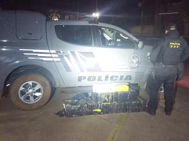 Motorista da Prefeitura de Paraguaçu receberia R$10 mil pelo transporte de drogas de MS a SP