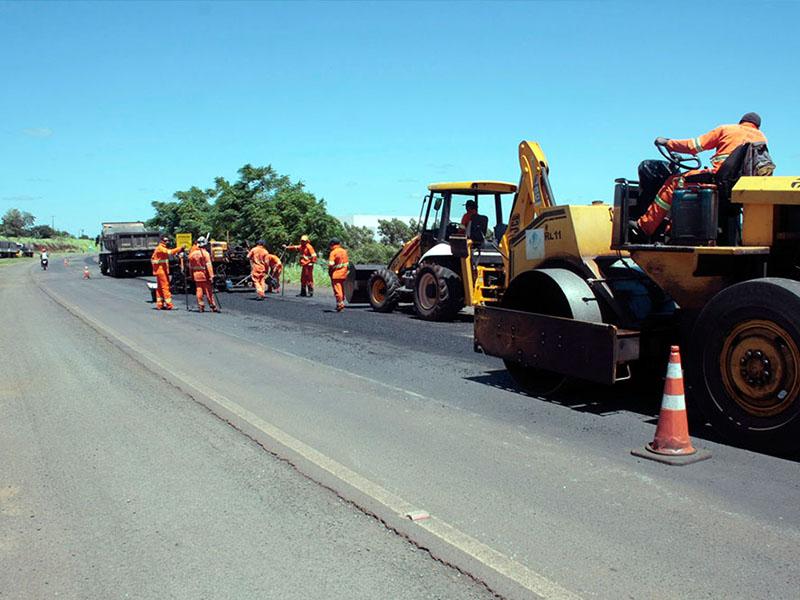 Rodovia Rachid Rayes que liga Marília a Assis é interditada para obras