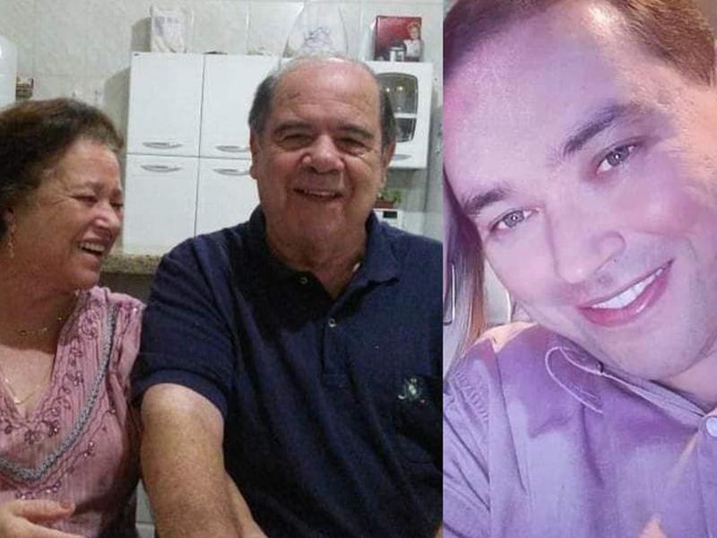 Pai, mãe e filho morrem de Covid-19 no mesmo fim de semana em Santa Cruz do Rio Pardo