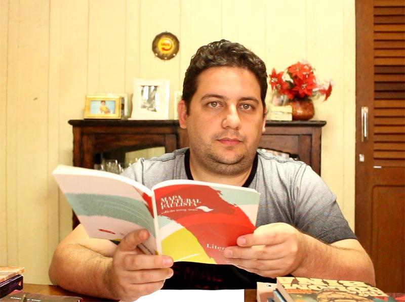 Ramon Franco, literatura de Paraguaçu para todo o Brasil