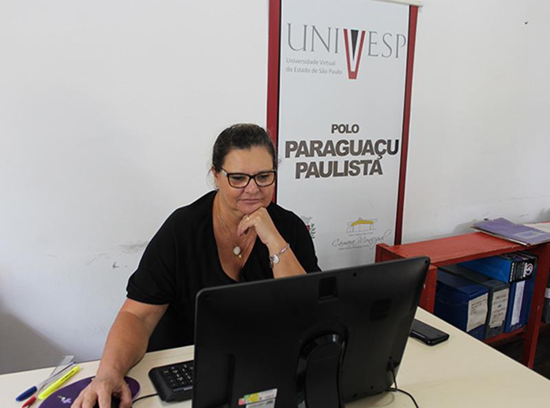 Univesp realiza matriculas para Computação e Licenciatura nos dias 27 e 28 em Paraguaçu