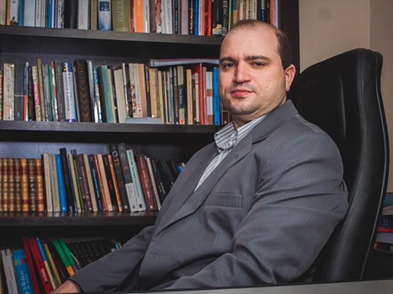 Dante Mantovani, pré-candidato a prefeito pelo Republicanos, é o entrevistado de hoje