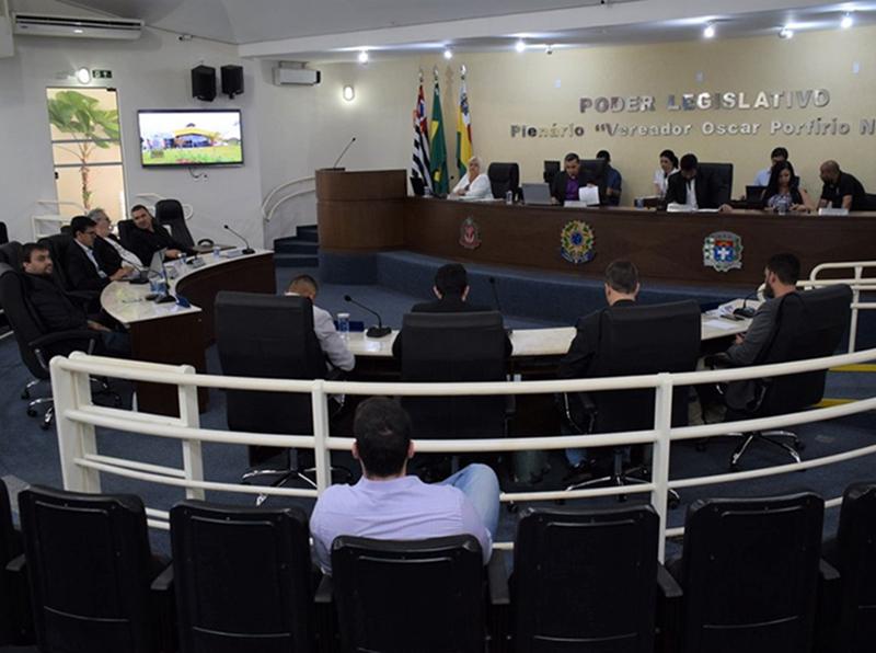 Em Sessão Extraordinária, Câmara aprova contas municipais de 2017