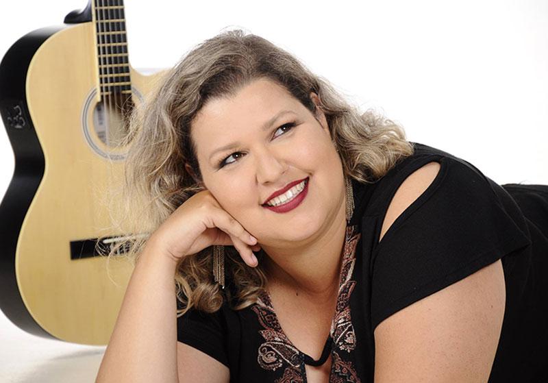 Juliana Ramos, uma estrela em ascensão em Paraguaçu