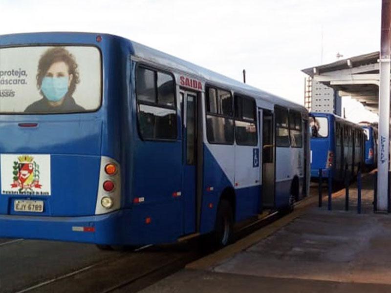Prefeitura de Assis decreta gratuidade no transporte coletivo urbano